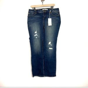torrid Jeans - TORRID RELAXED BOOT MID RISE JEAN NWT